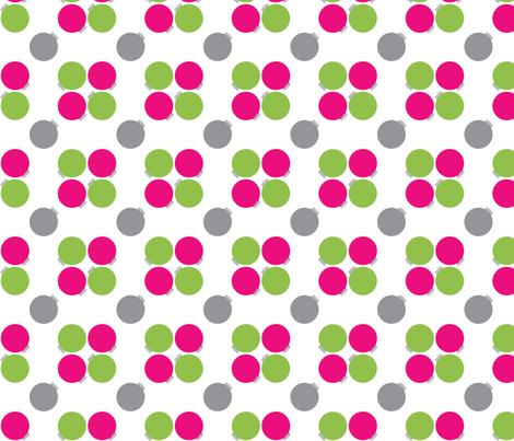 ModBulbs fabric by doodlebug on Spoonflower - custom fabric