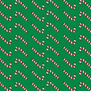Candy Cane Print