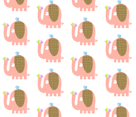 friends forever fabric by emilyb123 on Spoonflower - custom fabric