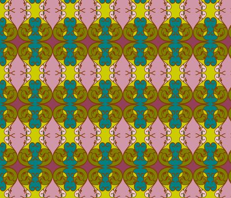 Autumn fabric by corinna on Spoonflower - custom fabric