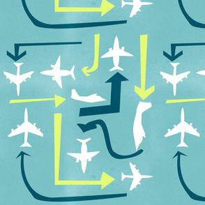 Planes by Blair