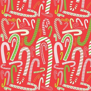 candycanepattern