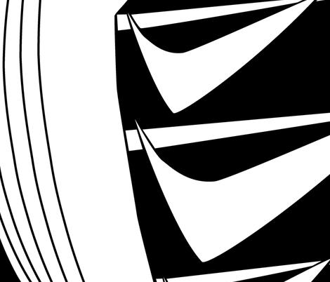 Mayflower_Flag fabric by chad on Spoonflower - custom fabric