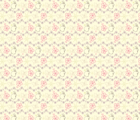 Prettify fabric by marcelinesmith on Spoonflower - custom fabric