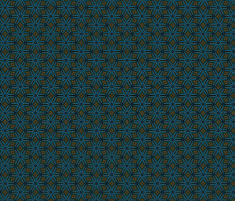 Crayon Stars dark fabric by selenaanne on Spoonflower - custom fabric