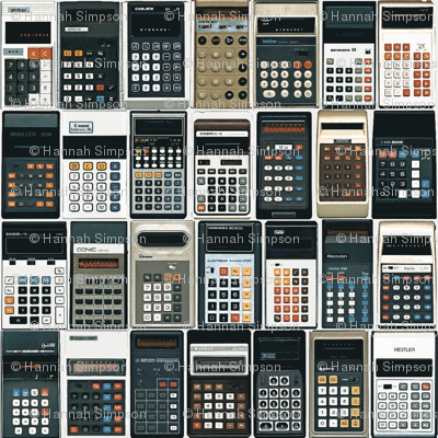 70s calculators