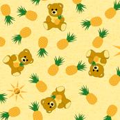 Tropical Bear - Island Sunshine