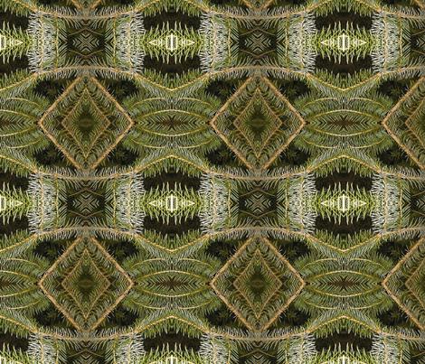 Tannengrün fabric by corinna on Spoonflower - custom fabric