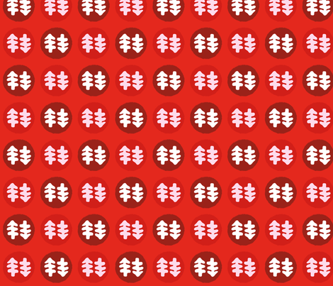 Xmas spirit 1 fabric by grafiketgrafok on Spoonflower - custom fabric