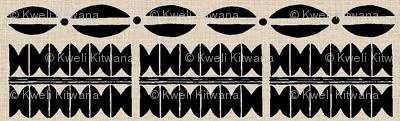 African Cowrie shells II-024
