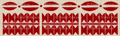 African Cowrie shells III-025