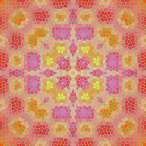 mosaic kaleidoscope