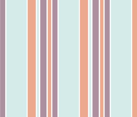stripes fabric by stefanie_vh on Spoonflower - custom fabric