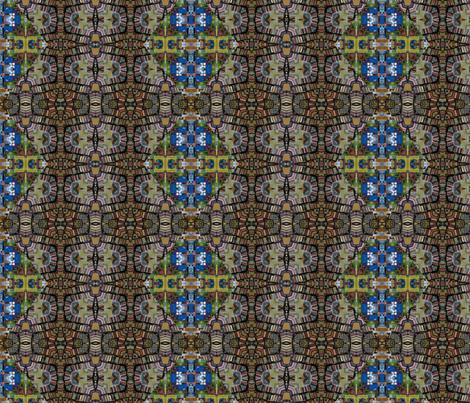 wild fabric by robbrez on Spoonflower - custom fabric