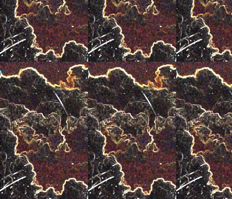 sky2 fabric by simplydolling on Spoonflower - custom fabric