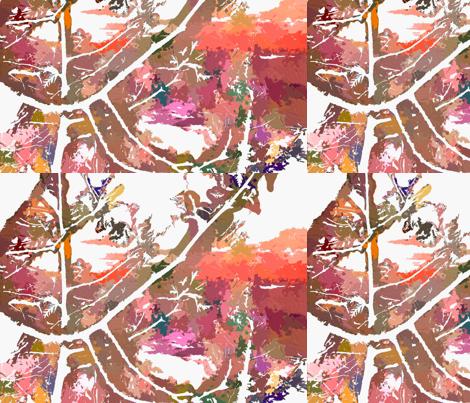 black_ice4 fabric by simplydolling on Spoonflower - custom fabric