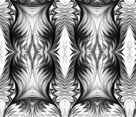 trumpet sound fabric by charrmer on Spoonflower - custom fabric