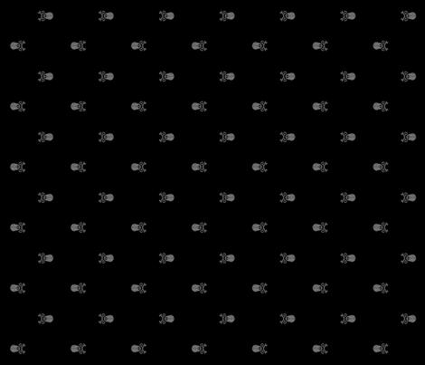Lockdown fabric by leighr on Spoonflower - custom fabric