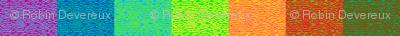 multicolor seaweed