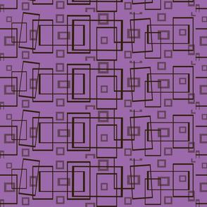 Lilac Geo-Mod