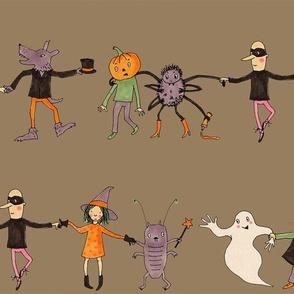 halloweenparade brown