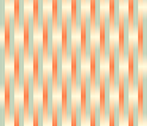 Gradient Stripe fabric by cyoungquist on Spoonflower - custom fabric