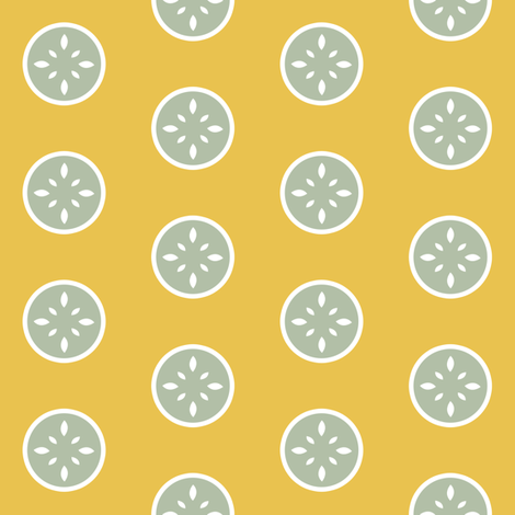 fruit fabric by anieke on Spoonflower - custom fabric
