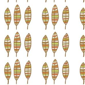 Leaves Brown