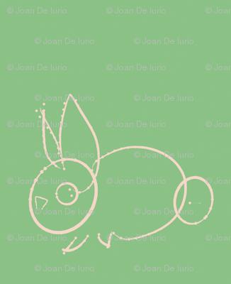 bun is loose