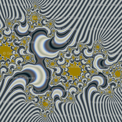 Pattern Gray (MIrror Repeat)