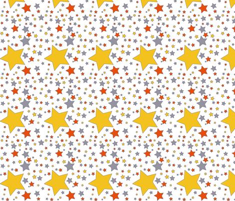 Starsjpeg-ed fabric by birgitterosenkilde on Spoonflower - custom fabric
