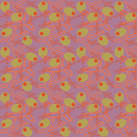 oliveenie fabric by giolou on Spoonflower - custom fabric