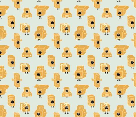 LastMinuteHalloween fabric by scenerie on Spoonflower - custom fabric