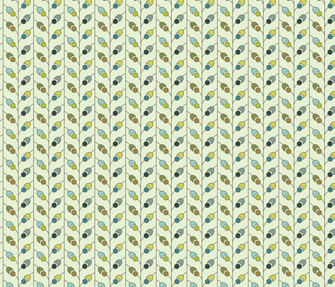 Solar fabric by mariacabo on Spoonflower - custom fabric