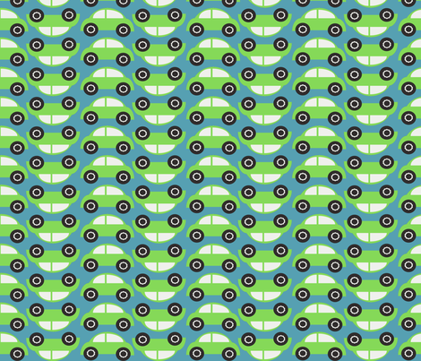 go sprout go! fabric by giolou on Spoonflower - custom fabric