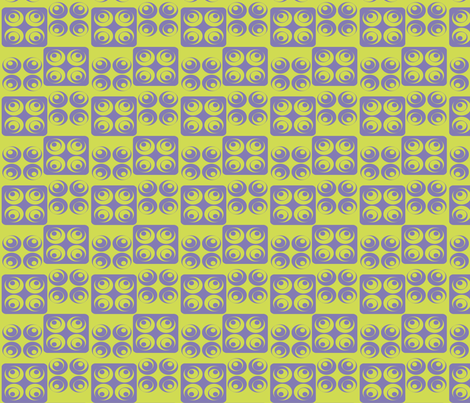 rounded v. squared fabric by giolou on Spoonflower - custom fabric