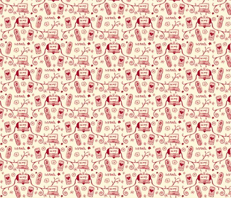 Rrtechie_toile_fabric_dkred_shop_preview