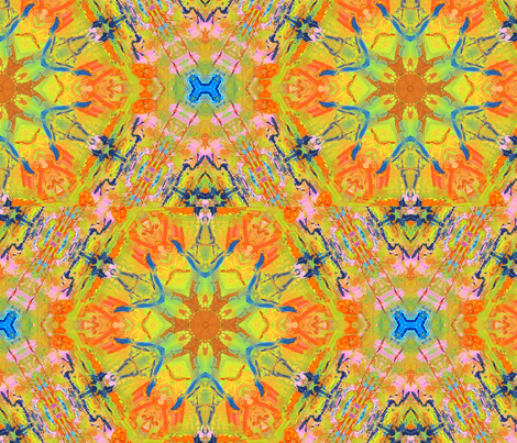 Rio by Ginette  fabric by ginette on Spoonflower - custom fabric