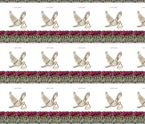 I-love-Paris fabric by karenharveycox on Spoonflower - custom fabric