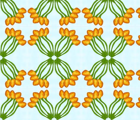 HarvestSpoon fabric by kfajardo on Spoonflower - custom fabric