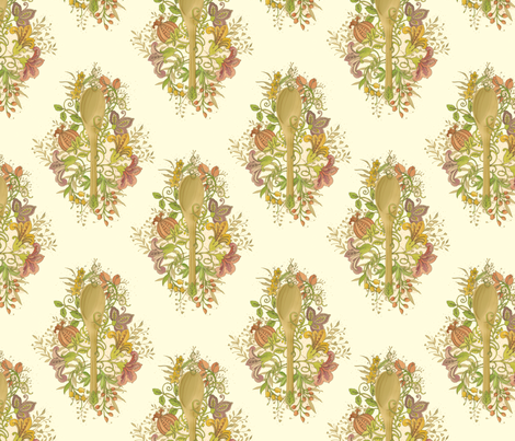 SpoonFlower fabric by karidesign on Spoonflower - custom fabric