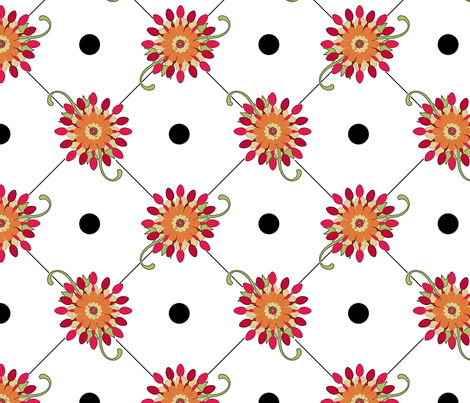 spoonflower3 fabric by meredithok on Spoonflower - custom fabric