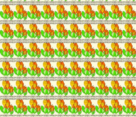 spoonflowerfun fabric by windflower on Spoonflower - custom fabric