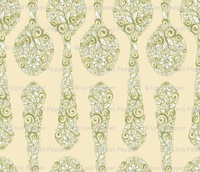 antiquespoonflower