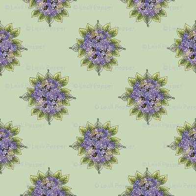 hydrangeabouquet-moss