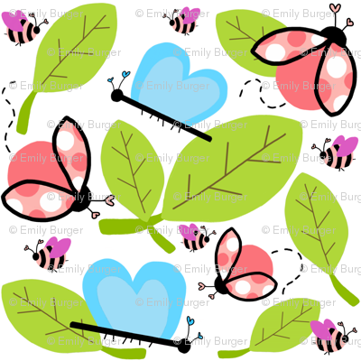 buzzzzing bugs (revised)