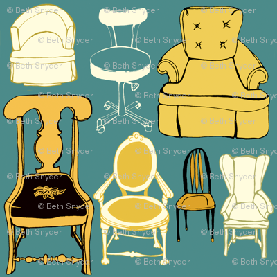 A lovely set of chairs