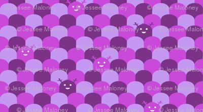 Monster Scallop - Purple
