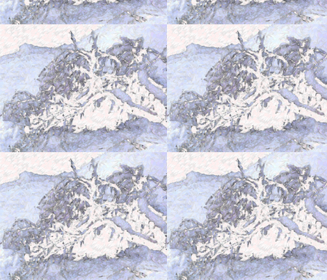 A__lake_side2 fabric by simplydolling on Spoonflower - custom fabric