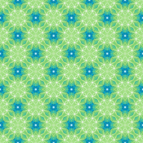 Glowing Pinwheel_Stars (nas_leaves_45_-ch-ch-ch-ch) fabric by khowardquilts on Spoonflower - custom fabric